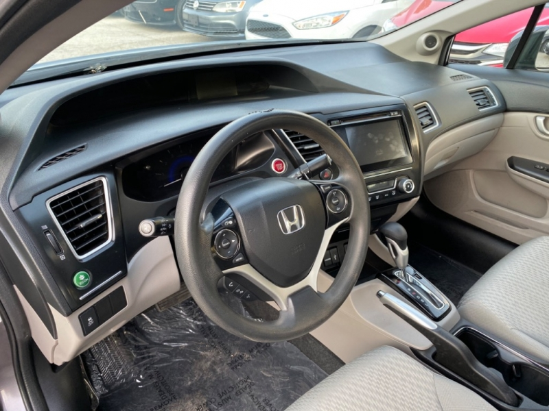 Honda Civic Sedan 2014 price $9,499