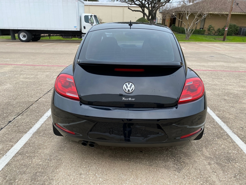 Volkswagen Beetle Coupe 2016 price $9,999