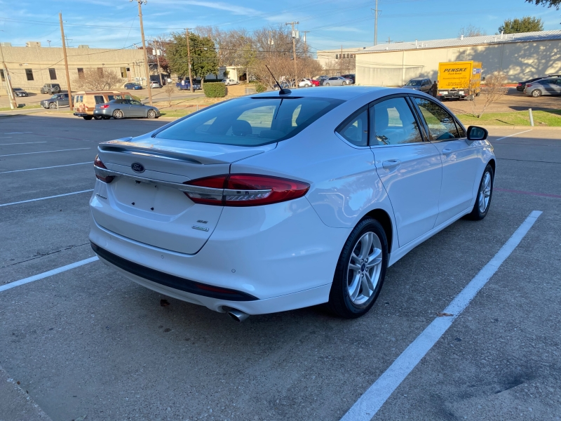 Ford Fusion 2018 price $13,699