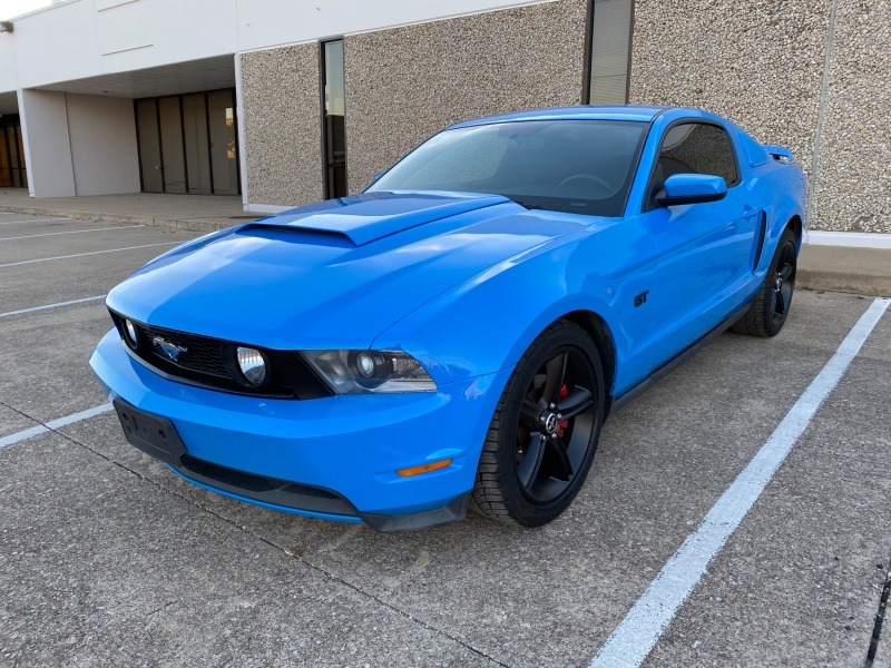 Ford Mustang 2010 price $10,499