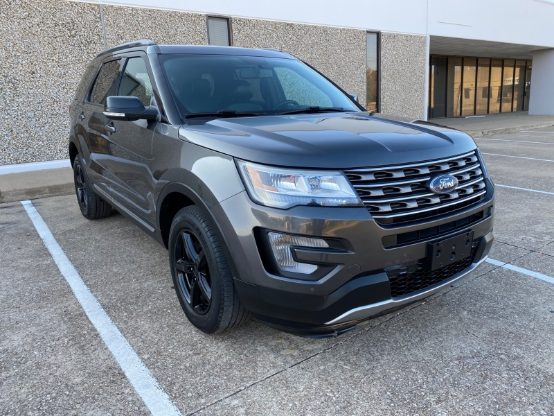 Ford Explorer 2017 price $20,999