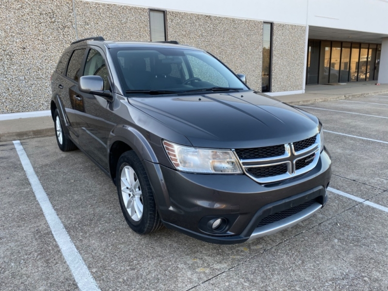 Dodge Journey 2016 price $10,999