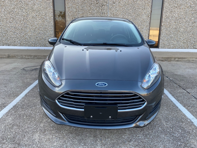 Ford Fiesta 2017 price $8,999