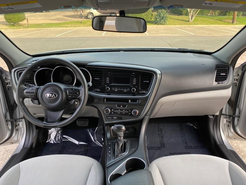 Kia Optima 2014 price $8,999
