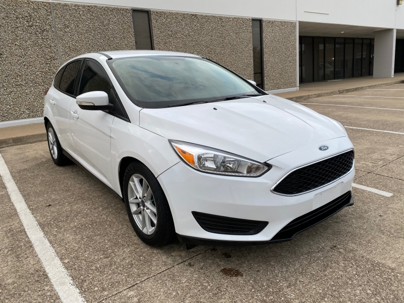 Ford Focus 2017 price $8,499