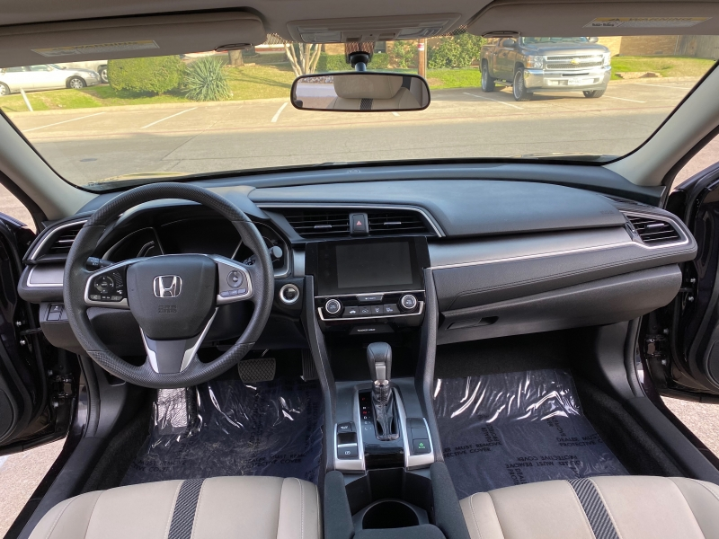 Honda Civic Sedan 2018 price $16,499