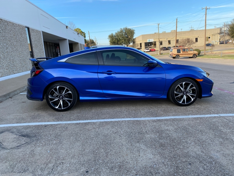 Honda Civic Si Coupe 2019 price $19,999