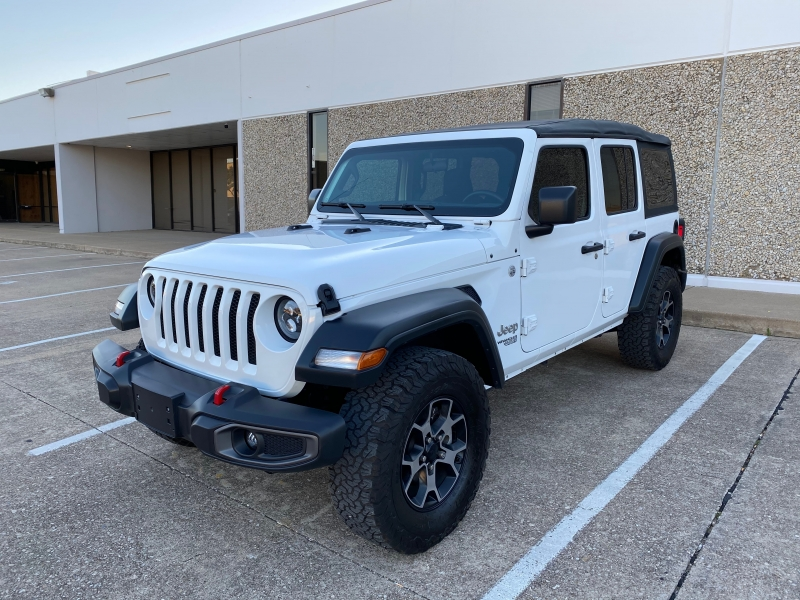 Jeep Wrangler Unlimited 2018 price $29,999
