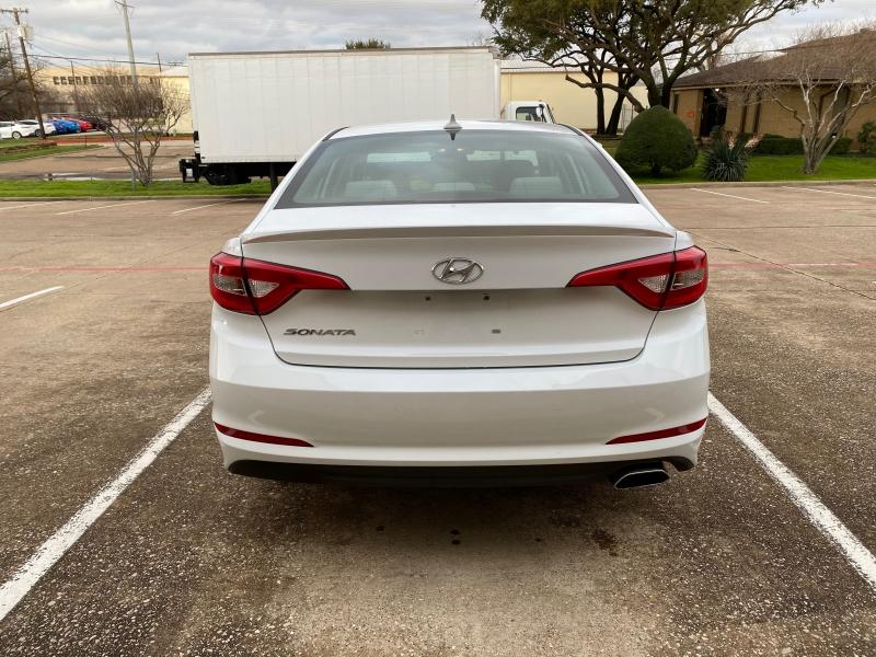 Hyundai Sonata 2017 price $10,999