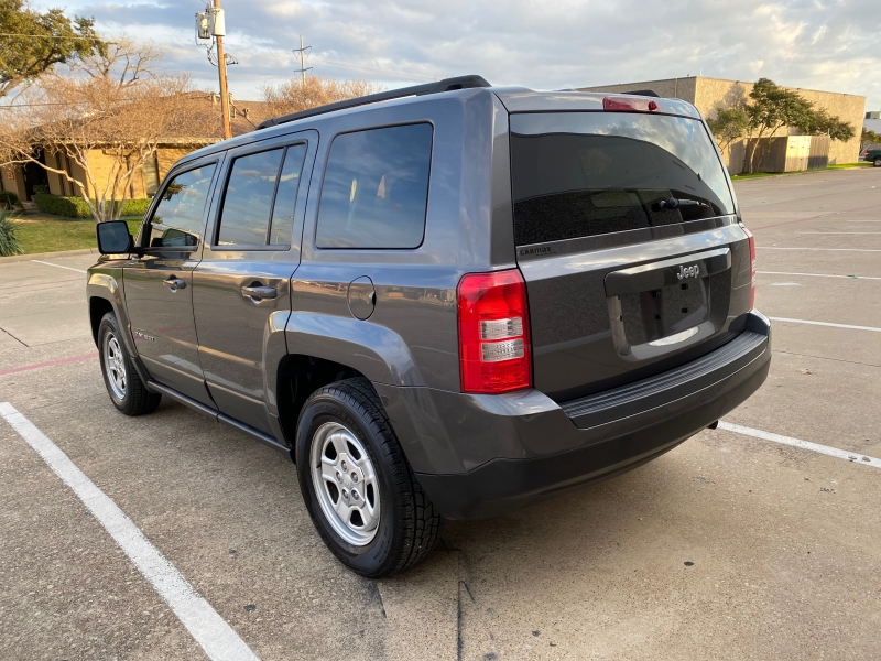 Jeep Patriot 2015 price $8,299