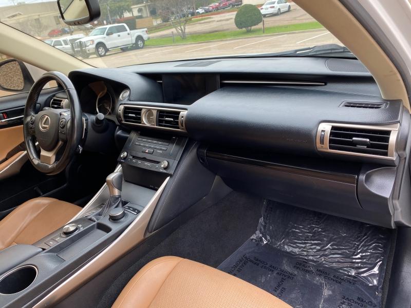 Lexus IS 250 2015 price $18,999