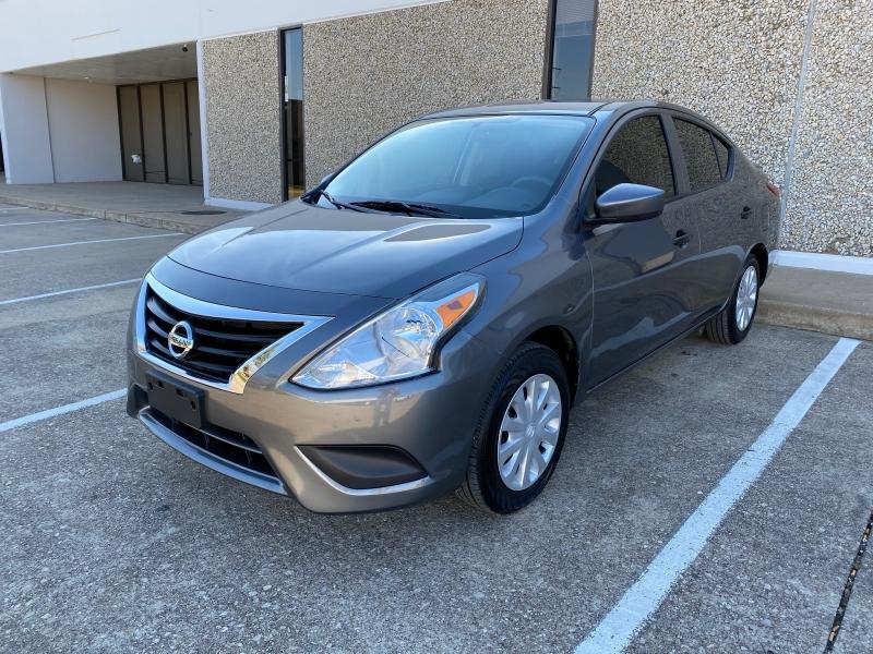 Nissan Versa 2019 price $9,999