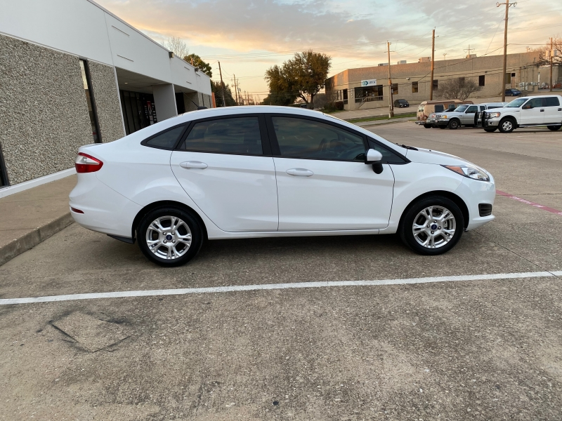Ford Fiesta 2019 price $8,999
