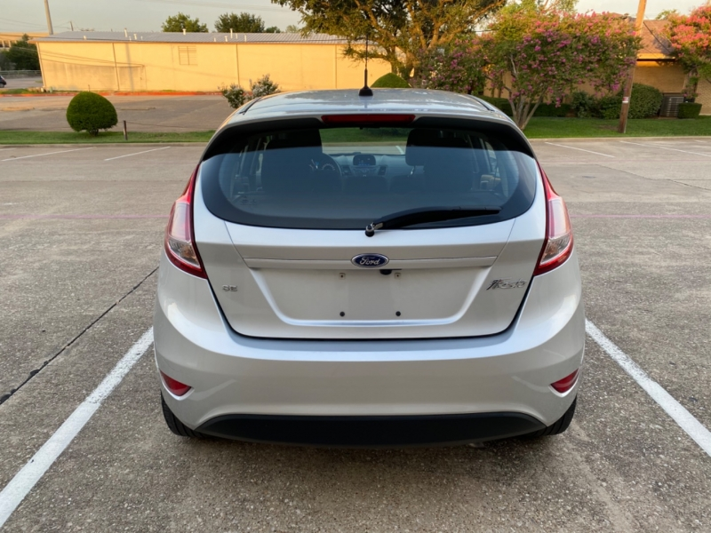 Ford Fiesta 2019 price $10,499