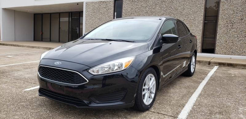 Ford Focus 2018 price $9,350