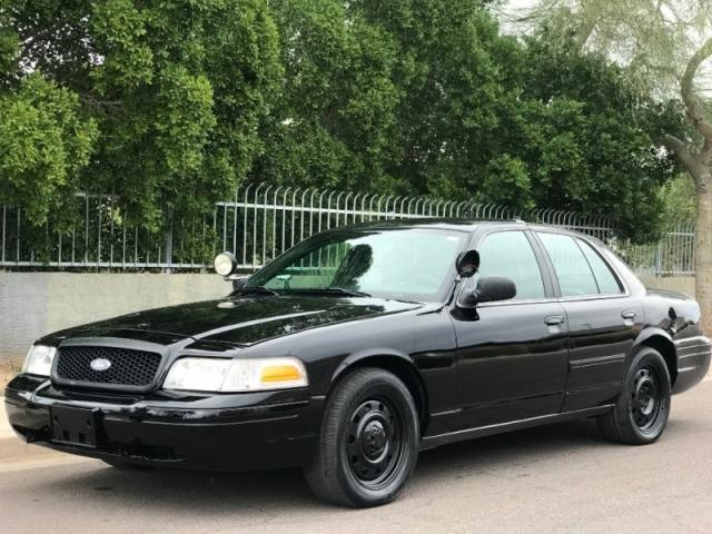 2009 Ford Police Interceptor