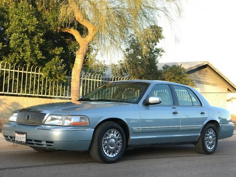 2003 Mercury Grand Marquis 4dr Sdn GS Convenience