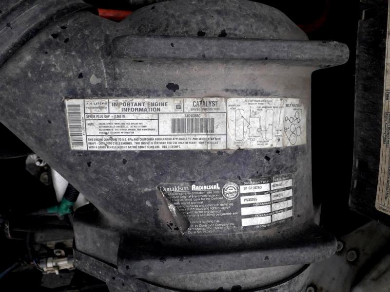 GMC 22.5 FLAT DECK TC6H042 2000 price $6,990