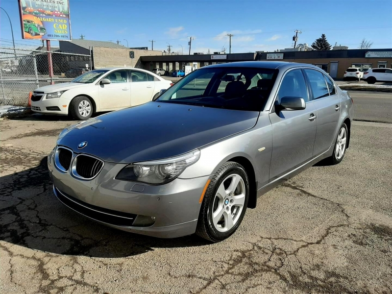 BMW 5-Series 2008 price $9,500