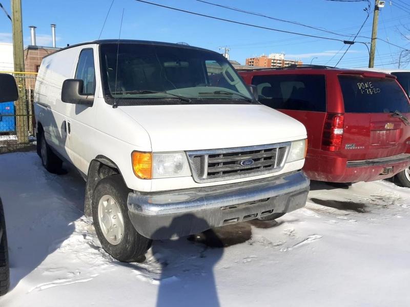 Ford Econoline Cargo Van 2006 price $6,500