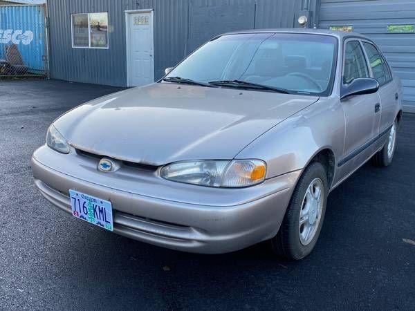 CHEVROLET GEO PRIZM 1998 price $1,695