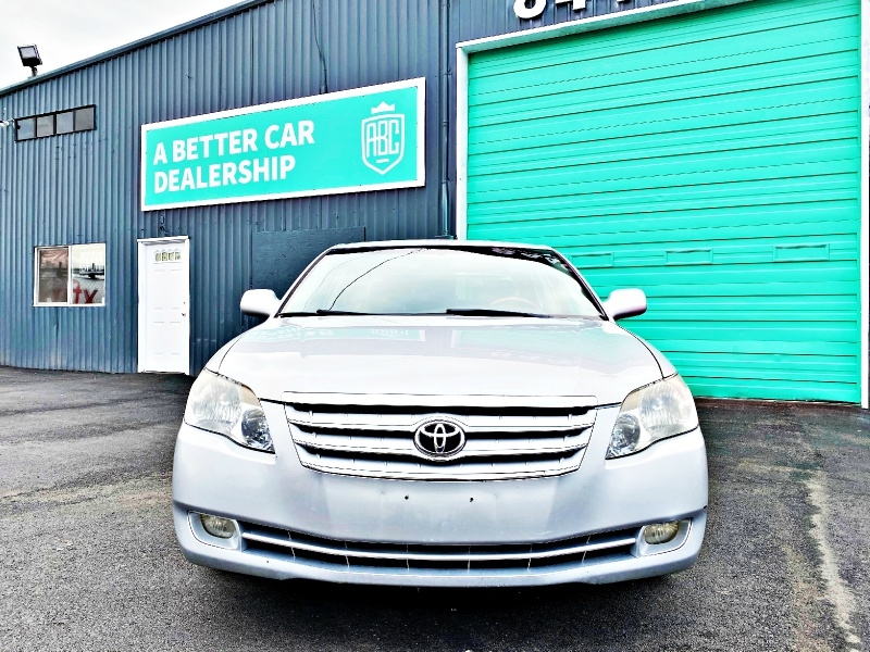 TOYOTA AVALON 2006 price $6,999