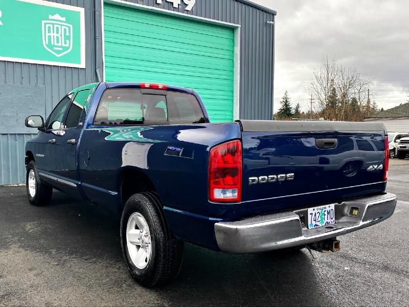 DODGE RAM 1500 2002 price $5,999