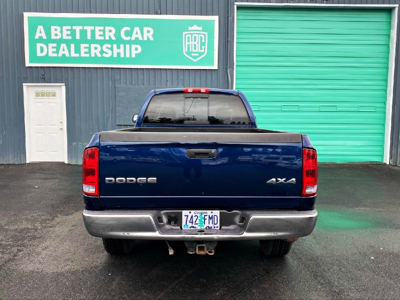 Dodge RAM 1500 2002 price $4,999