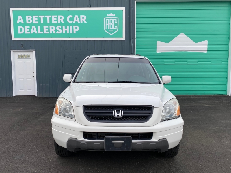 Honda Pilot 2003 price $3,799