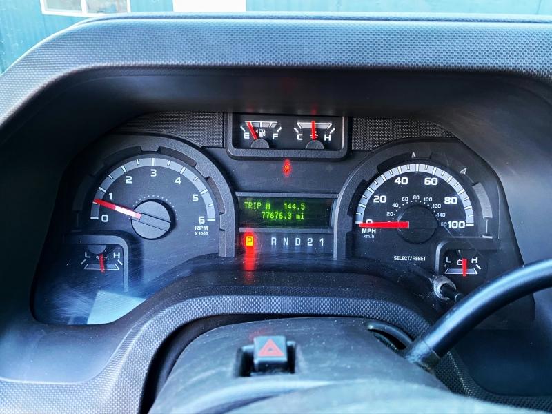 Ford ECONOLINE 2010 price $13,999