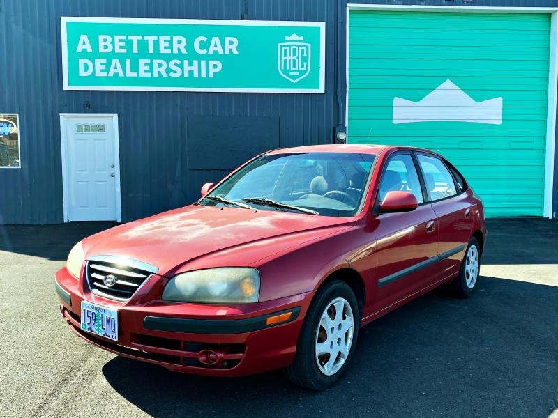 Hyundai ELANTRA 2005 price $2,399