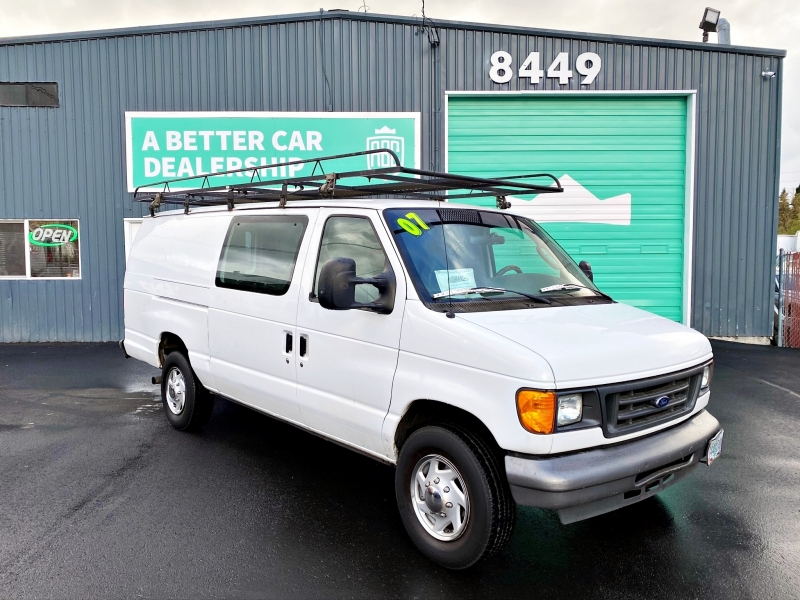 Ford ECONOLINE 2007 price $5,999