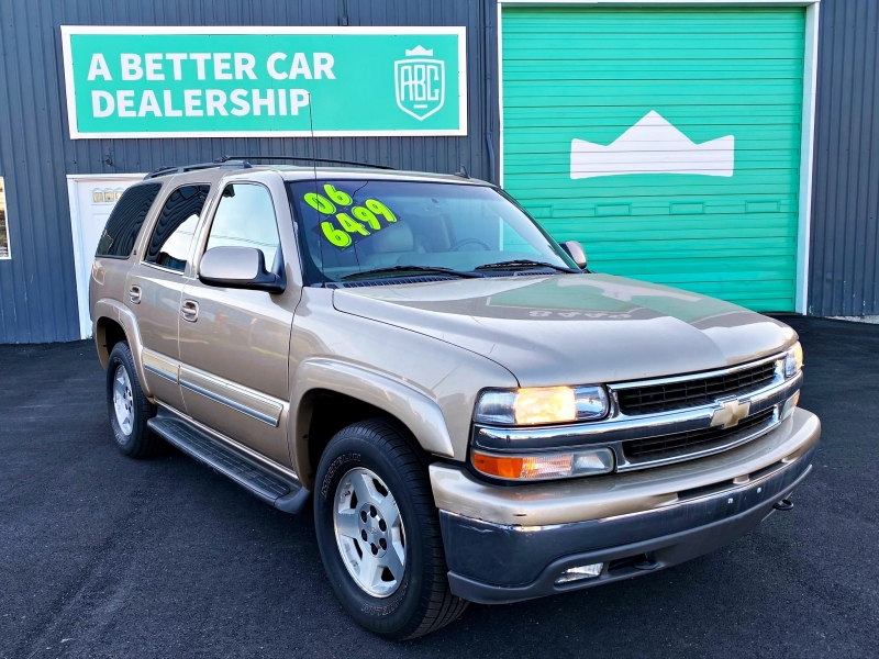 Chevrolet TAHOE 2006 price $4,999