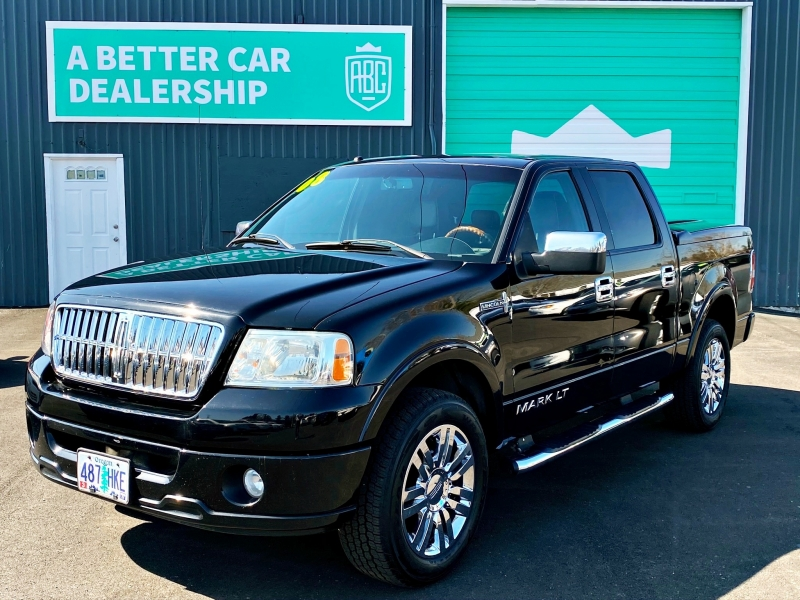 Lincoln MARK LT 2008 price $10,499