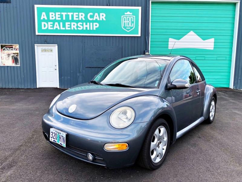 Volkswagen New Beetle 2003 price $3,495