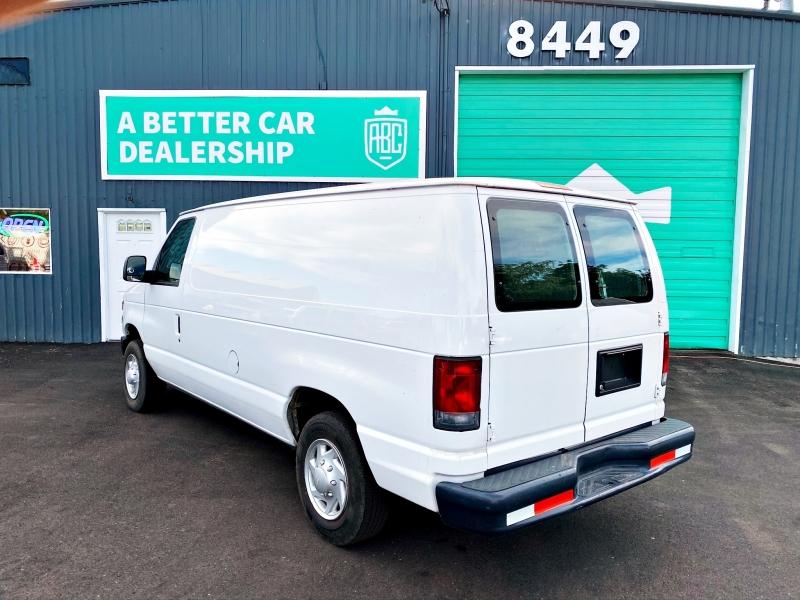 Ford Econoline Cargo Van 2012 price $8,995