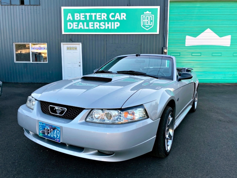 Ford Mustang 2001 price $5,999