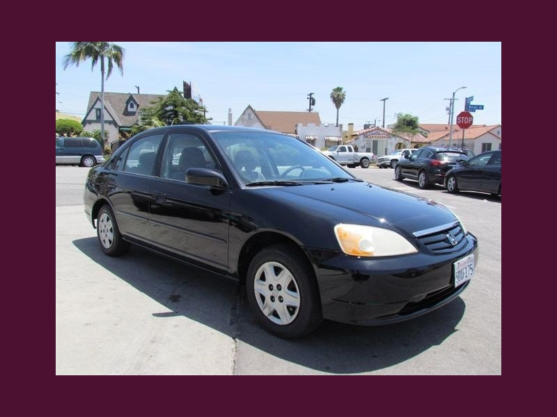 Honda Civic 2003 price $4,950