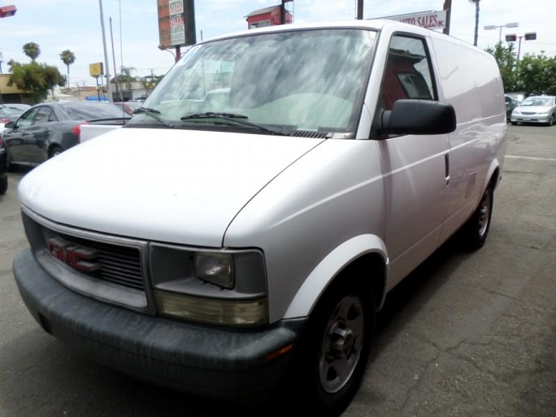 GMC Safari Cargo Van 2004 price $5,450