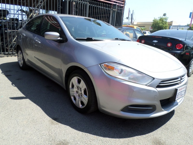 Dodge Dart 2015 price $6,950