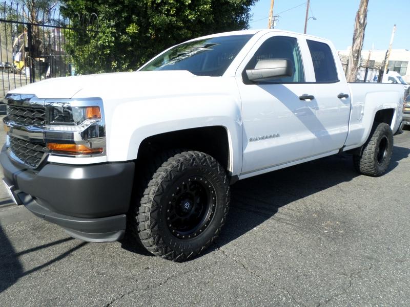 Chevrolet Silverado 1500 2018 price $27,750