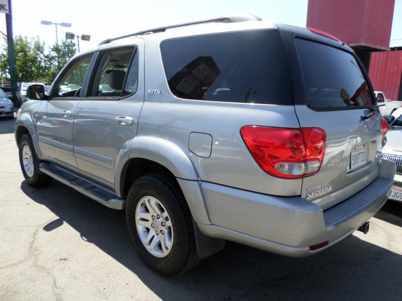 Toyota Sequoia 2006 price $0