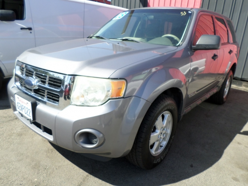 Ford Escape 2008 price $0