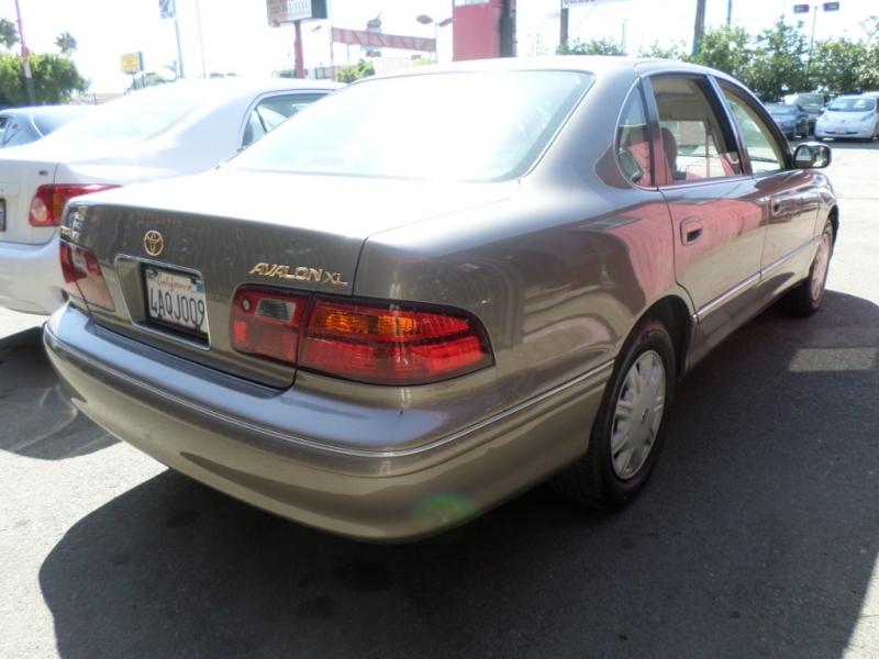Toyota Avalon 1998 price $4,950
