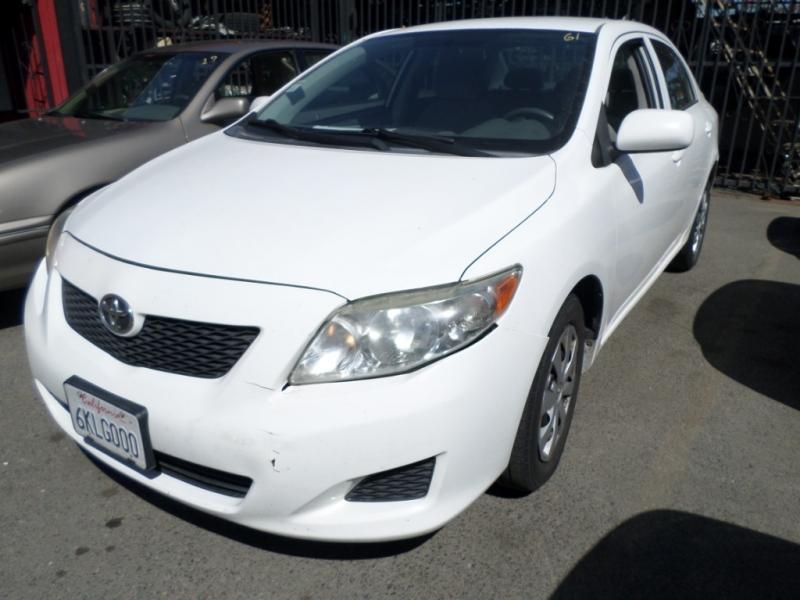 Toyota Corolla 2010 price $8,950