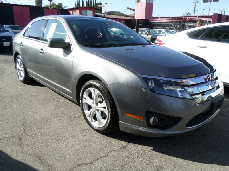 Ford Fusion 2012 price $7,750