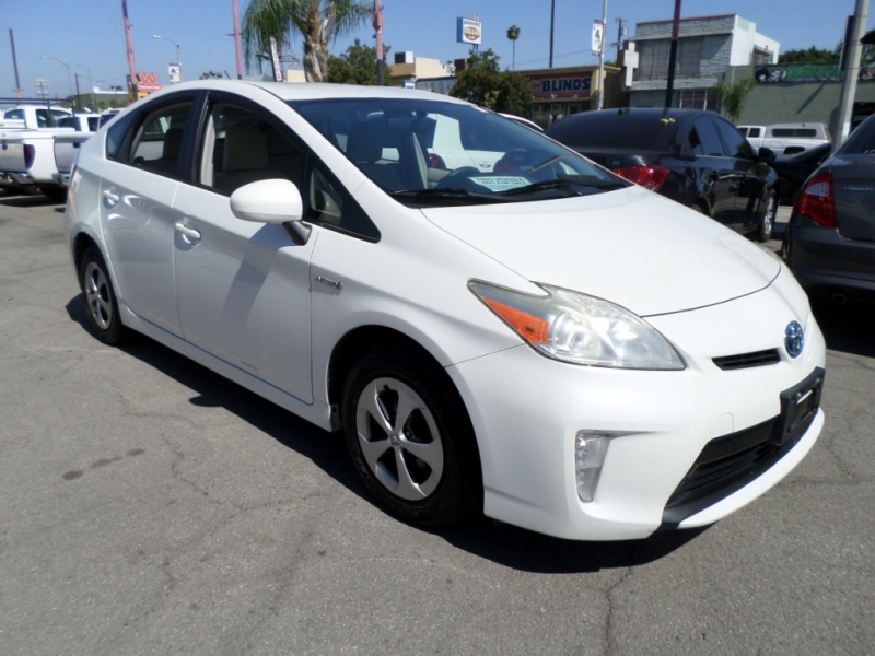 2012 Toyota Prius 5dr HB One