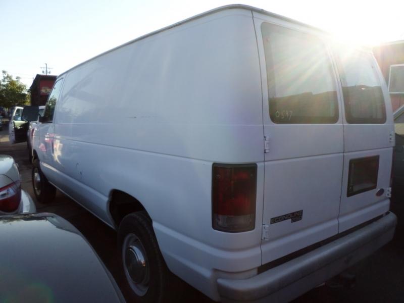 Ford Econoline Cargo Van 1997 price $5,250