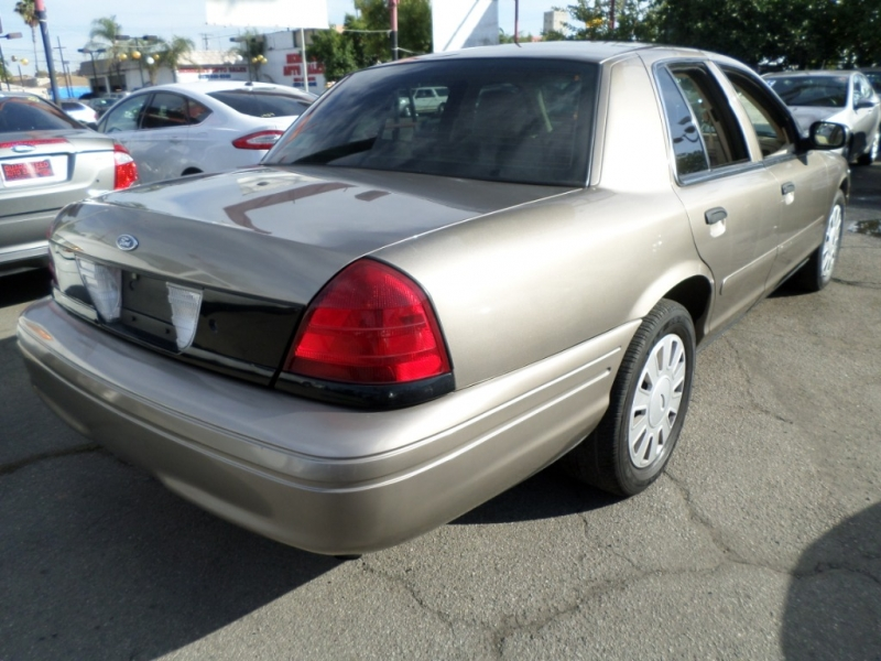 Ford Police Interceptor 2008 price $6,450