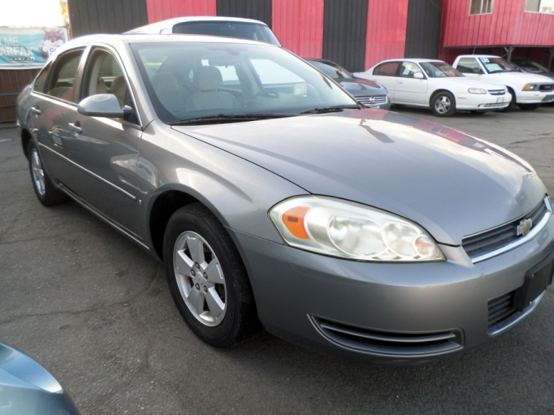 Chevrolet Impala 2006 price $5,950